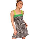 X-sukienka na szelkach 85cm