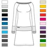 individual Waistband Dress