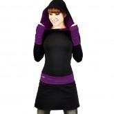 Hoodie-Kleid 85cm